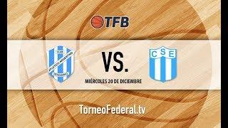 Bonaerense: Argentino de Pergamino vs. Sportivo Escobar   #TFB