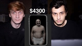 We Bought a STALKER'S PHONE Off the Dark Web!