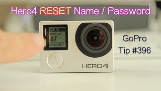 Video How to Reset the GoPro Hero4 Wi-Fi Name and Password - GoPro Tip #396 download MP3, 3GP, MP4, WEBM, AVI, FLV Desember 2017