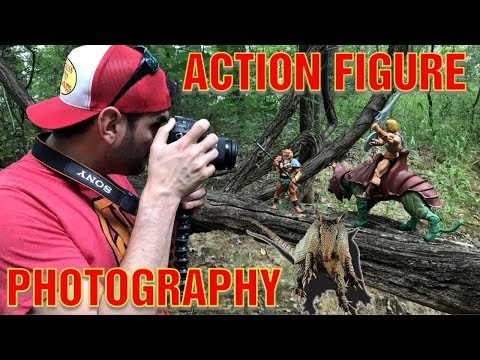 Action Figure Photography Masters of the Universe Classics