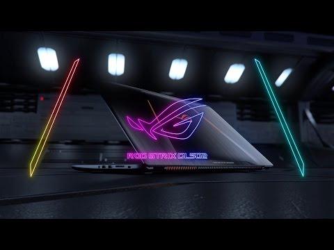 ROG Strix GL502 Gaming Laptop