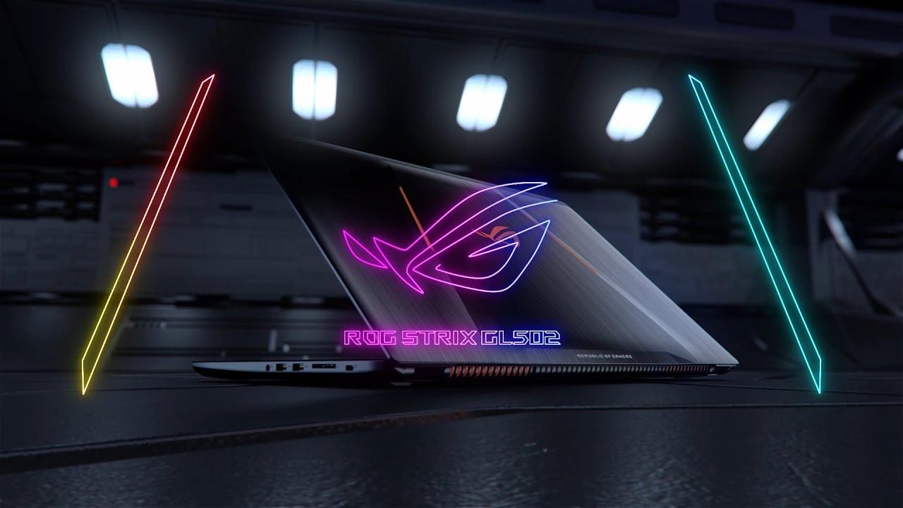 Asus Strix Wallpaper: ROG Strix GL502 Gaming Laptop
