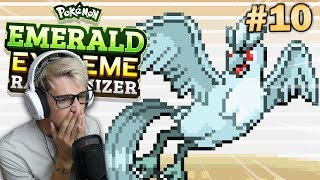 Pokemon Emerald Extreme Randomizer • WHAT JUST HAPPENED?! • #10