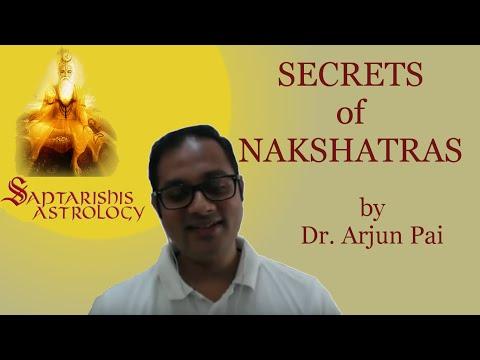 Nakshatra Discourse by Dr. Arjun Pai - Introduction to Nakshatras