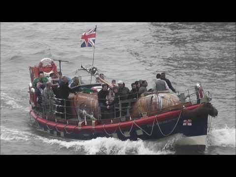 RNLB Mary Ann Hepworth - Whitby's Old Lifeboat