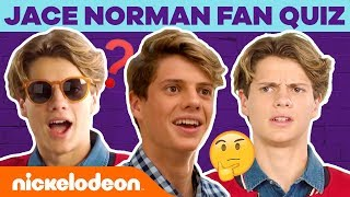 Can You Ace The Jace Norman Superfan Quiz? | #KnowYourNick