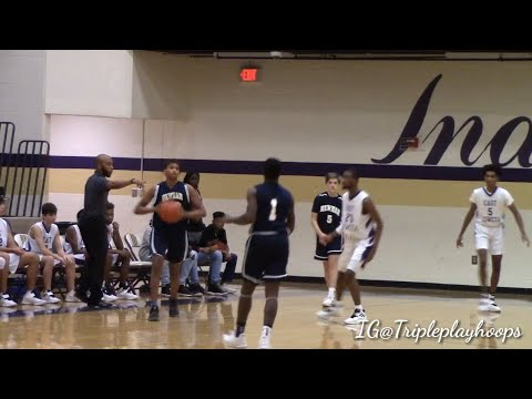 East Coweta vs Newnan: 9th Grade boy's basketball.