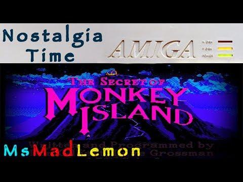 Nostalgia Time Amiga - Secret of Monkey Island