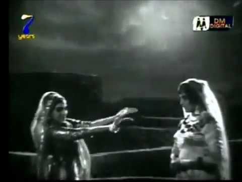 Mala & Nazeer Begum - Chan Chan De Samne Agaya - [Pagri Sambhal Jatta]