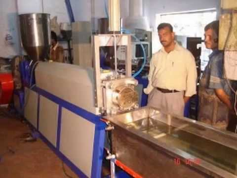 plastic dana machine | plastic dana plant | plastic granule plant
