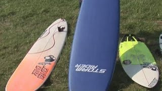 How To Choose Your First Surfboard