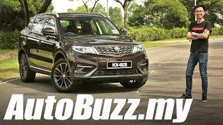 Proton X70 1.8 Turbo Premium 2WD SUV Review - AutoBuzz.my