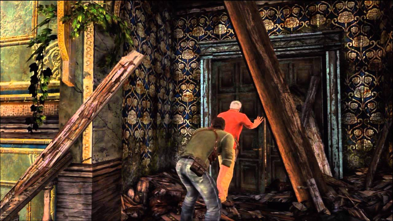 Uncharted 3 Chapter 6 The Chateau Pt 1 Walkthrough Youtube