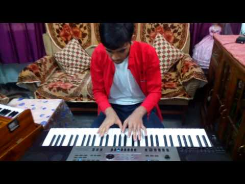 Chahiye Thoda Pyaar .....on synthesizer  .......by Pranab