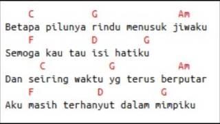 CHORD LIRIK PADI MENANTI SEBUAH JAWABAN MP3
