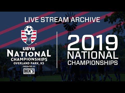 2019 US Youth Soccer – 18U Boys Championship Final – 8am – Field 5
