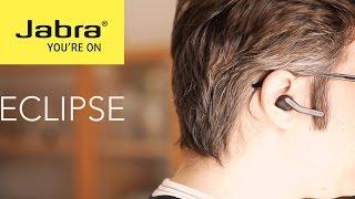 Jabra ECLIPSE: l'auricolare bluetooth 4.1 più piccolo, leggero ed elegante
