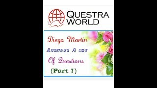 Questra world | AGAM | Diego Ans Very Imp Ques