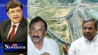 should bengaluru s vvip flyover be scrapped the newshour debate 26th oct