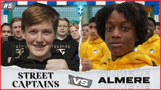 StreetCaptains vs Almere | u15 FC Straat League #5 De Finale