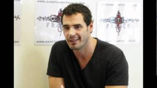 Sanctuary France meets Dan Payne - Interview