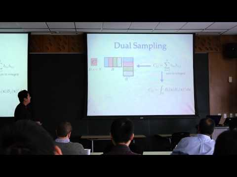 ML Lunch (Feb 10): Large Scale Inference of Determinantal Point Processes (DPPs)