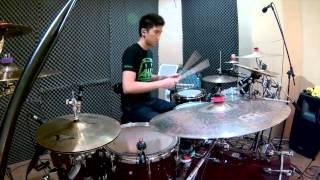 Matthew Abyra - All of You - Kaz Rodriguez ( Drum Cover)