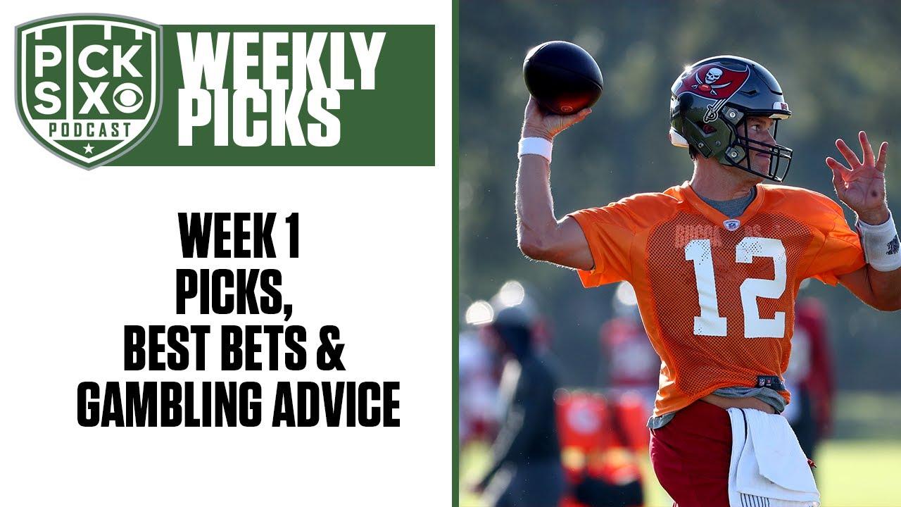 nfl betting advice week 1