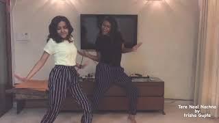Tere naal nachna dance choreography | baadshah | easy dance steps