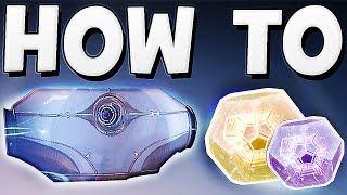 Destiny 2 - HOW TO GET 2ND RAID CHEST SOLO   No Glitches Super Easy !