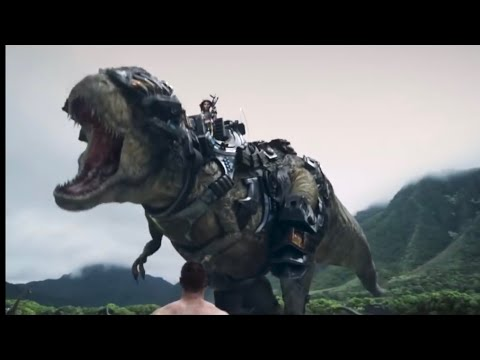 Ark Survival Evolved Movie Trailer??? No but Say you want this movie!