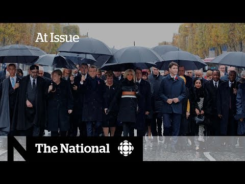 CBC News: The National: The good and bad that comes with the rise of nationalism | At Issue