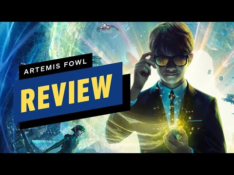 Disney Plus' Artemis Fowl Review (2020) - Colin Farrell, Judi Dench from YouTube · Duration:  3 minutes 30 seconds