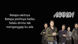 Buka Hatimu - Armada (lyrics by Geo)