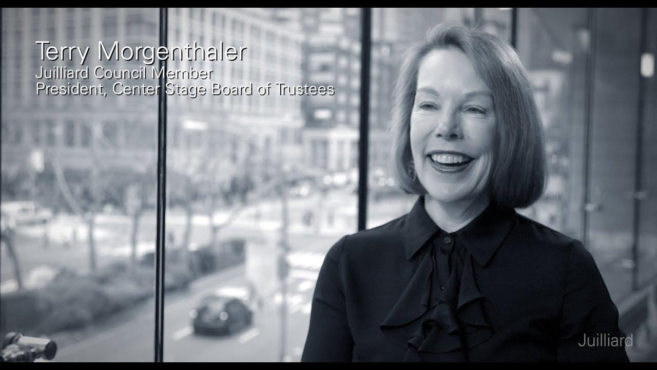 Juilliard Snapshot: Terry Morgenthaler on How Juilliard Nurtures Young Artists