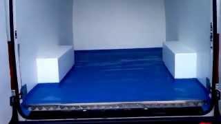Мерседес Спринтер Классик с бесшовной термоизоляцией