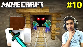 SECRET LOCATION FOUND | MINECRAFT GAMEPLAY #10