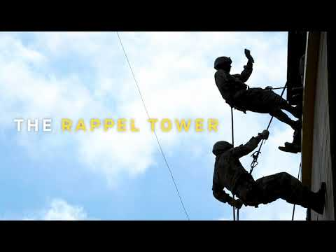 The Rappel Tower