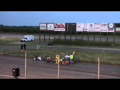 Rio Grande Speedway Heat 5/8/10
