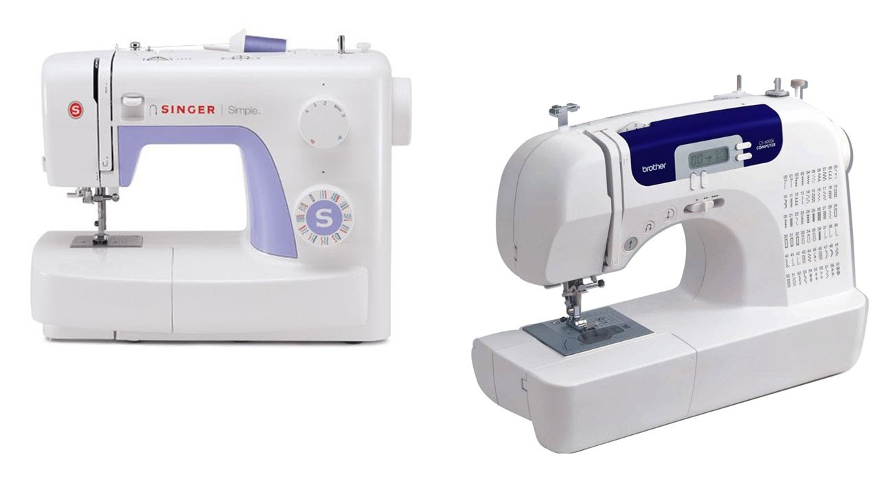 Top 5 Best Automatic Sewing Machines Reviews 2016, Best Sewing ... : sewing machine reviews for quilting - Adamdwight.com
