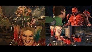Игрофильм Injustice 2 (русская озвучка и самые эффектные моменты геймплея) смотреть онлайн в хорошем качестве бесплатно - VIDEOOO