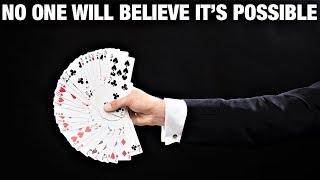 Super Impossible NO SETUP Self Working Card Trick REVEALED!