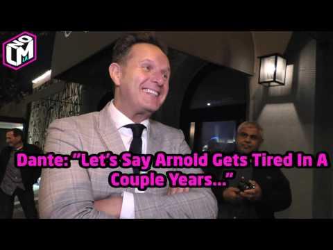 Executive Producer Of Celebrity Apprentice Mark Burnett Schwarzenegger Trump