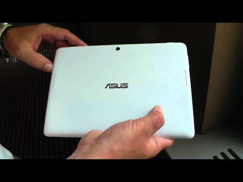 ASUS MeMO Pad 10 HD - Cheap 10inch Android tablet with Quadcore-CPU - IFA 2013