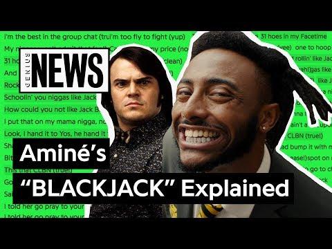 "Aminé's ""BLACKJACK"" Explained   Song Stories letöltés"
