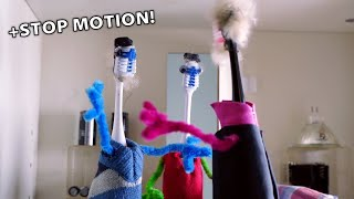 Dance Monkey on Electric Toothbrushes