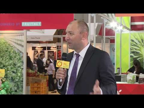 Interview - Andriy Yarmak Economist UN Food & Agriculture Organisation