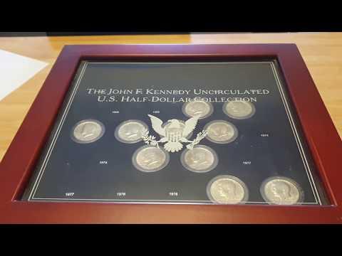 John F Kennedy Half Dollar - Uncirculated - Coin World UK