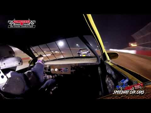 #5J Willie Traywick - HotShots - 4-26-19 Talladega Short Track - In Car Camera