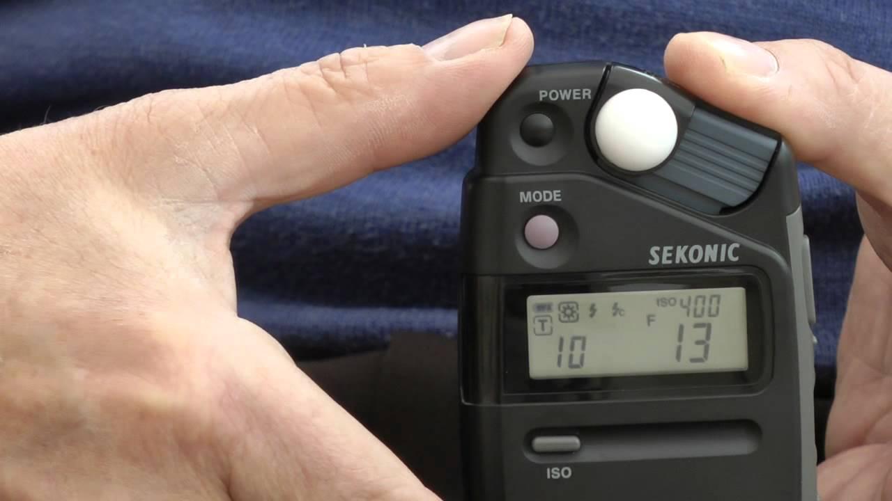 Polaris Digital Flash Meter Light Meters user reviews : 4 ...